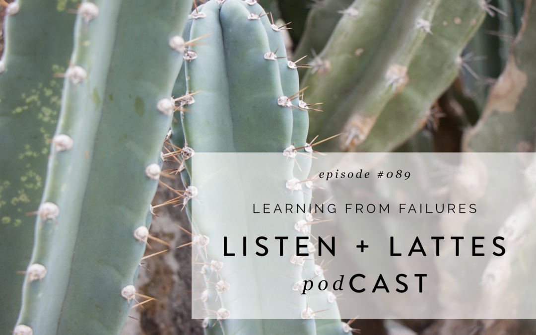 089 | Learning From Failures