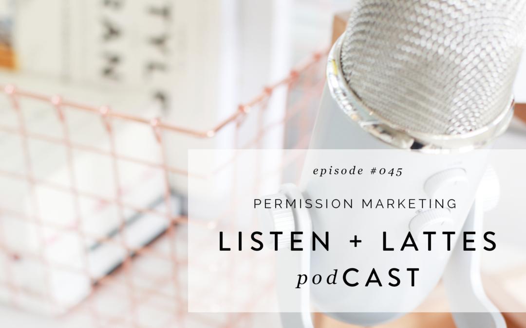 045 | Permission Marketing