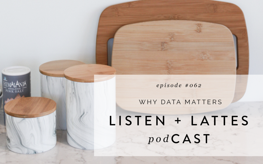 062 | Why Data Matters