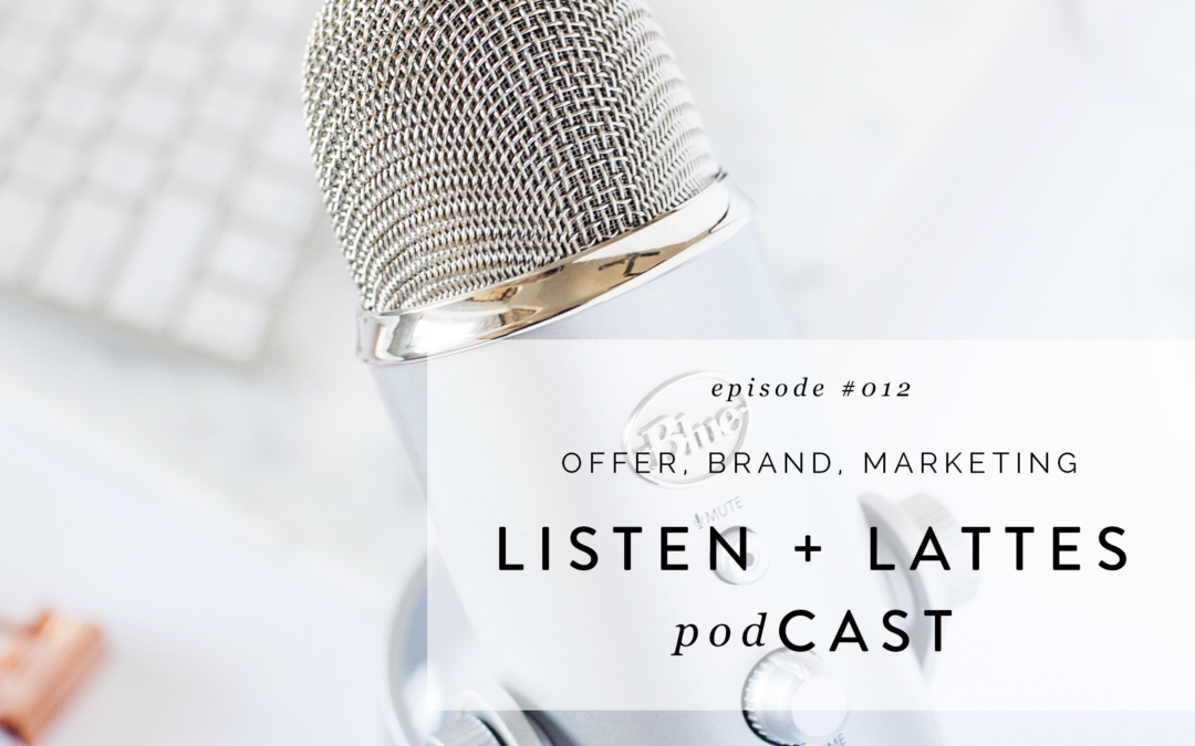 012 | Offer, Brand, Marketing