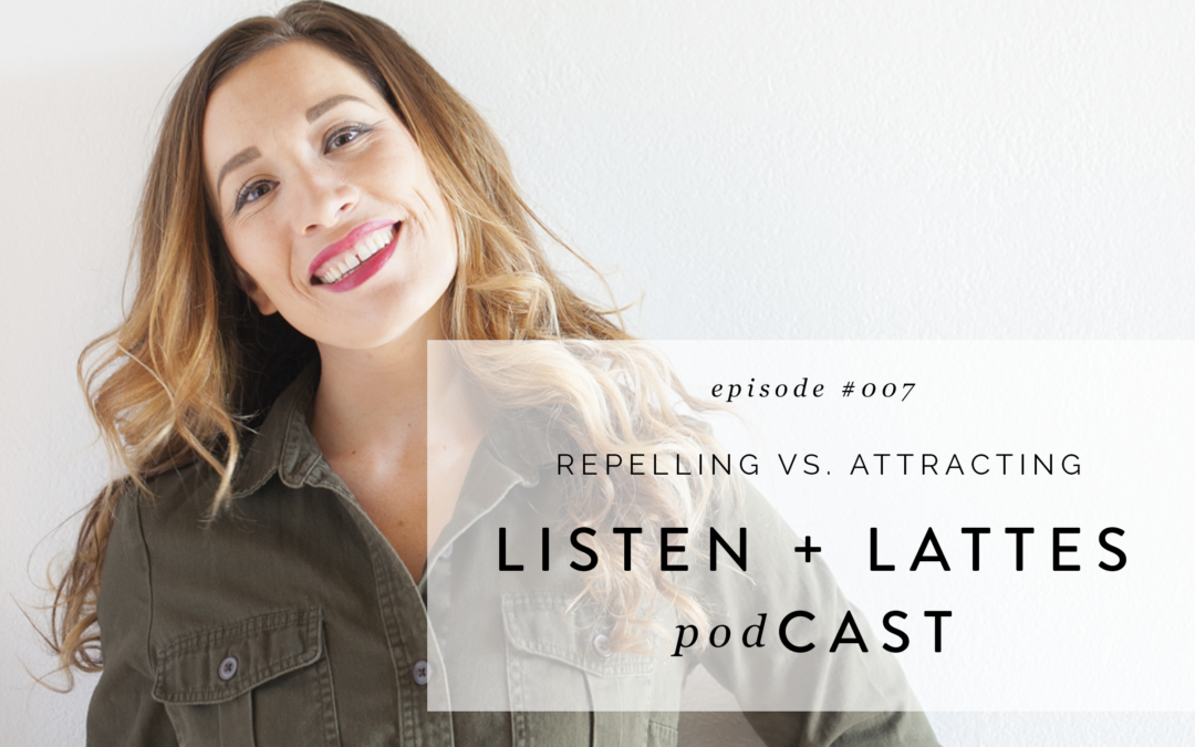 007   Repelling vs attracting