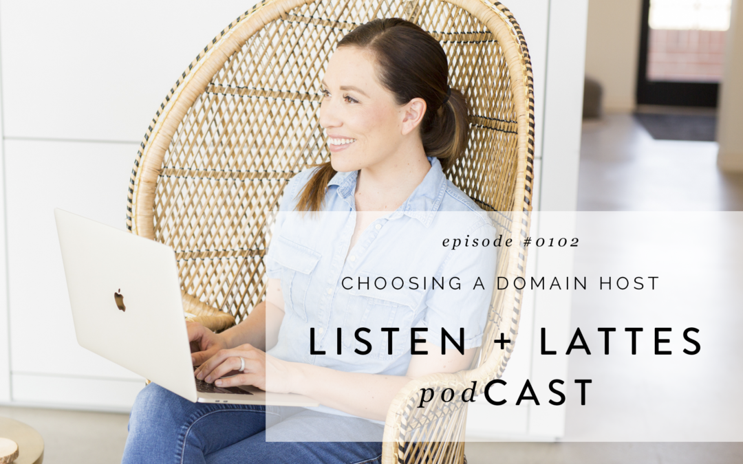 102 | Choosing a Domain Host
